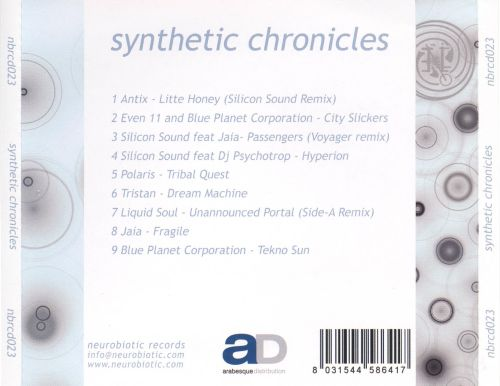 Synthetic Choricles
