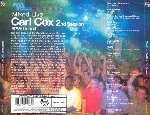 Mixed Live 2nd Session