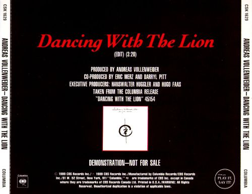 Dancing with the Lion [Single #2]