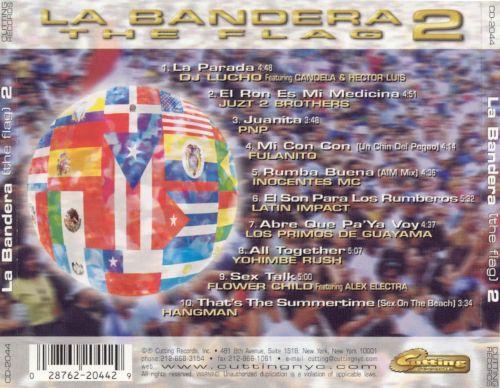 La Bandera: The Flag, Vol. 2