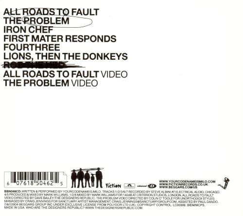 All Roads to Fault [EP]