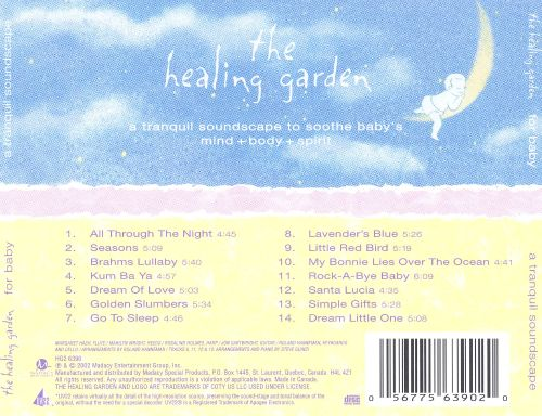 The Healing Garden Music: For Baby - Zzztherapy