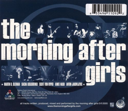 The Morning After Girls