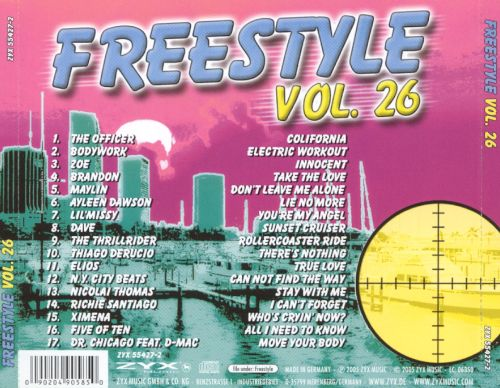 Freestyle, Vol. 26