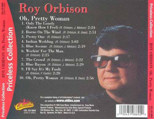 Oh Pretty Woman [Collectables]