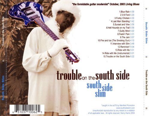Trouble on the South Side