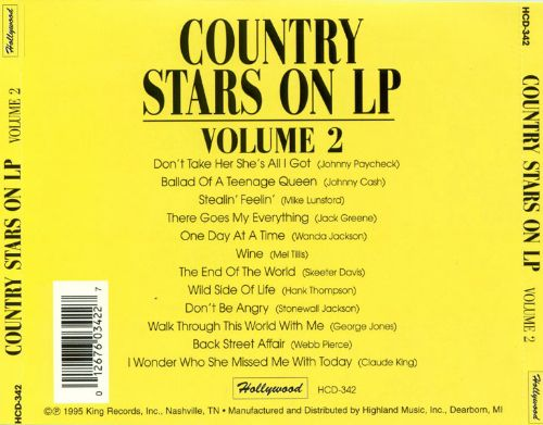 Country Stars, Vol. 2