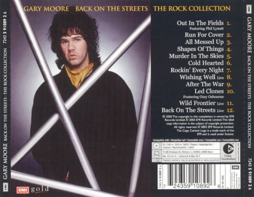 Back on the Streets: The Rock Collection