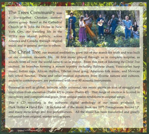 The Christ Tree [Box Set]