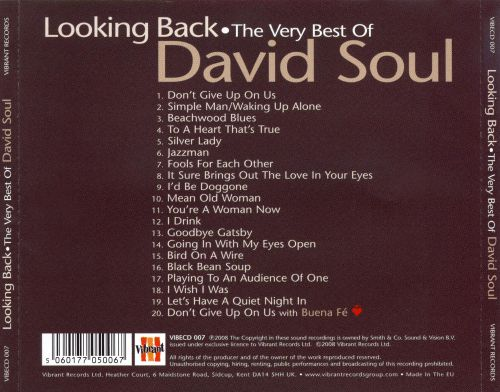 Looking Back: The Very Best of David Soul