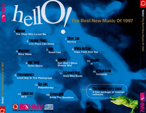 Hello: The Best New Music of 1997
