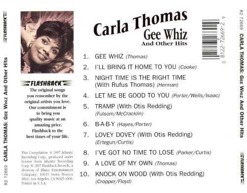 Gee Whiz & Other Hits