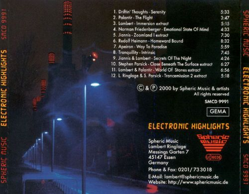 Electronic Highlights