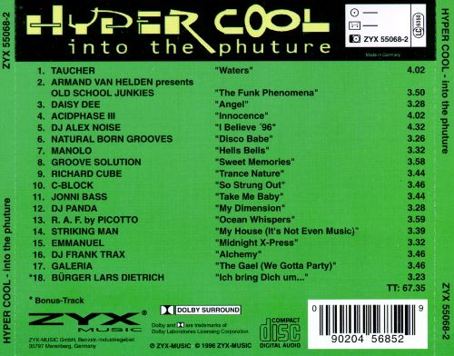 Hyper Cool: Into the Phuture