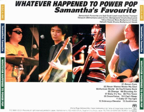 Whatever Happened to Power Pop