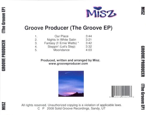 Groove Producer (The Groove EP)