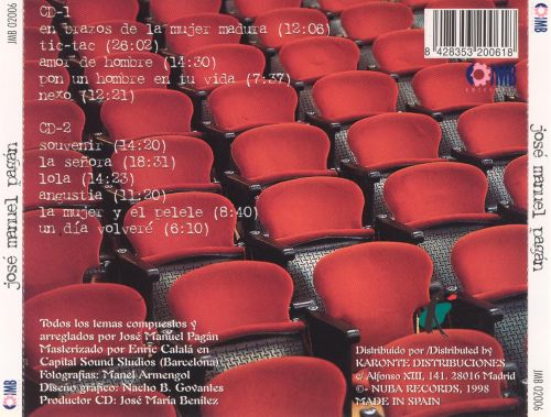 Mísicas Para El Cine (Music for the Movies)