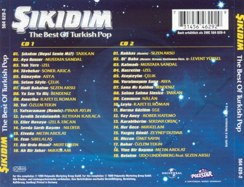 Sikidim: The Best of Turkish Pop
