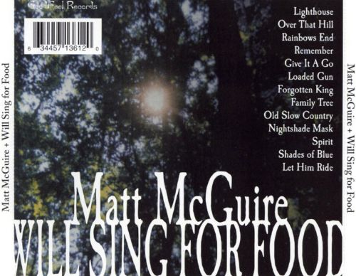 Will Sing for Food