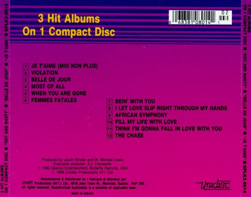 Greatest Hits: 3 Hit Albums