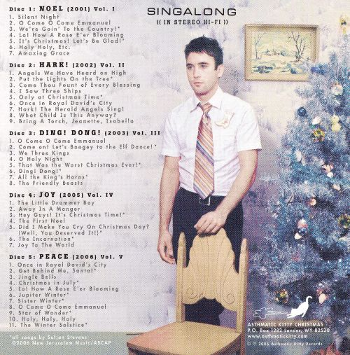 Songs for Christmas - Sufjan Stevens | Songs, Reviews, Credits ...