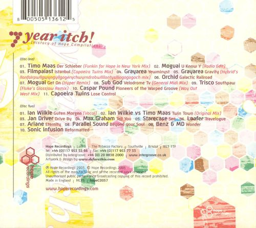7 Year Itch: Hope Recordings Retrospective