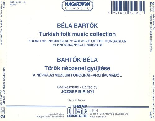 Turkish Folk Music Collection