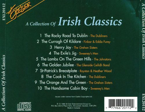 A Collection of Irish Classics