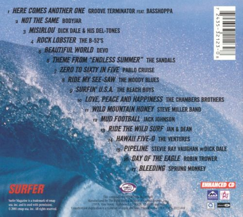 The Perfect Day: The Music from 40 Years of Surfing Magazine