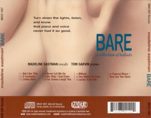Bare: A Collection of Ballads