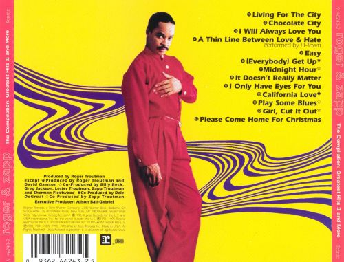 The Compilation: Greatest Hits II & More