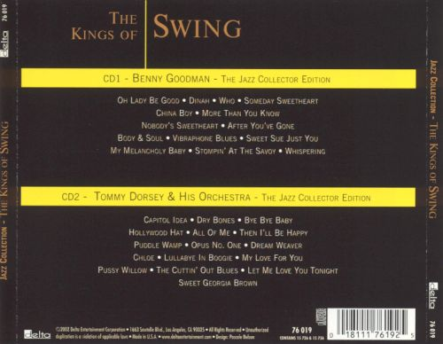 Jazz Collection: Kings of Swing [#2]