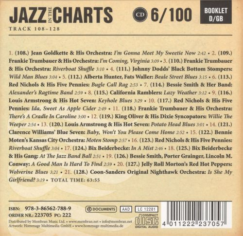 Jazz in the Charts, Vol. 6: Alexander's Ragtime Band 1927-1928
