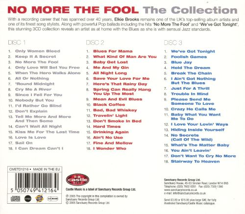 No More the Fool: The Collection