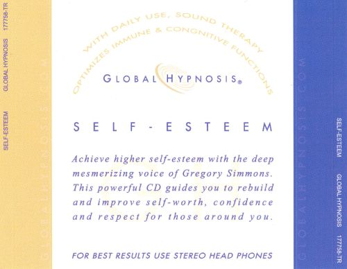 Global Hypnosis: Self Esteem
