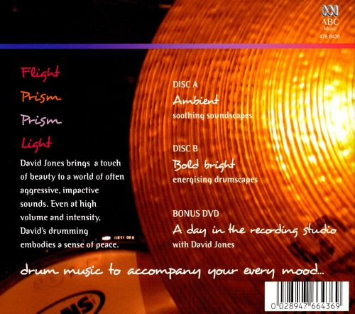 Colours of the Drum [DVD/CD]