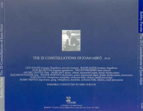 The 23 Constellations of Joan Miró