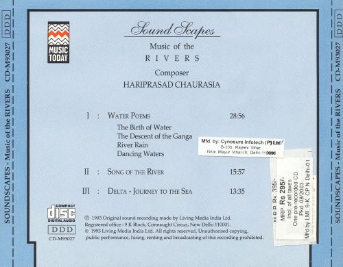 Soundscapes: Music of the Rivers