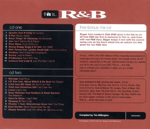 This Is R&B [Import]