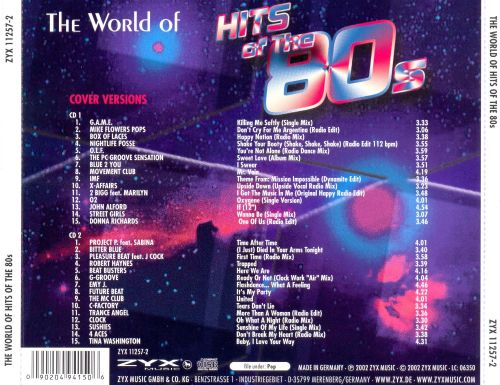 The World of Hits of the 80s [ZYX]