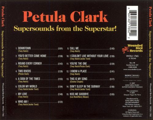 Supersounds from the Superstar