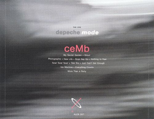 X2 Disc 7: Live One (Cemb)