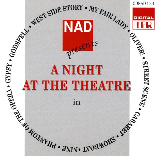 NAD Presents a Night at the Theatre