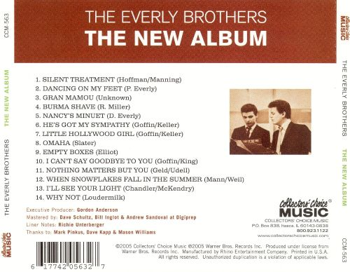 The New Album: Previously Unreleased Songs from the Early Sixties