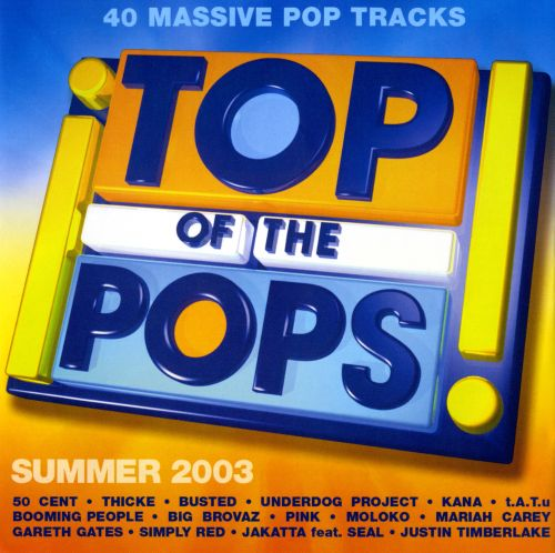 Top of the Pops: Summer 2003 [#2]