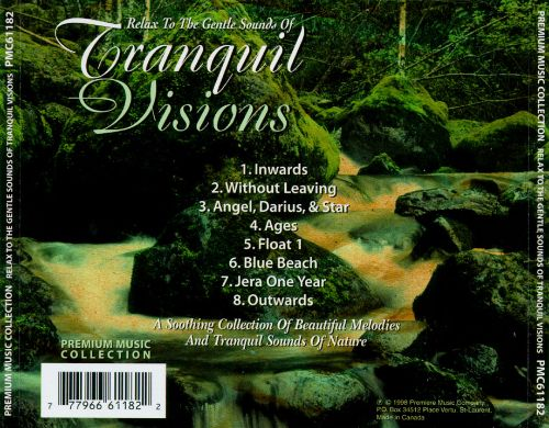 Relax to the Gentle Sounds of Tranquil Visions
