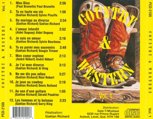 Country & Western, Vol. 1