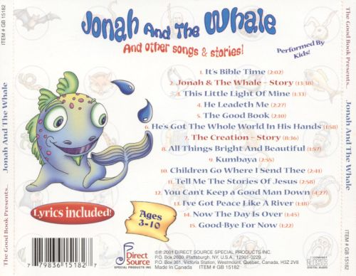 The Good Book Presents: Jonah and the Whale