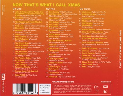 Now That's What I Call Xmas [2006] - Various Artists | Songs ...