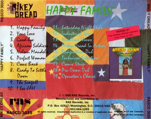 African Anthem/Happy Family